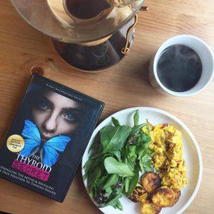 Sunday agendaepic breakfast followed by a little The Thyroid Secrethellip