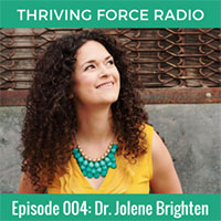 OPTIMAL HEALTH FOR NEW MOMS - DR. JOLENE BRIGHTEN