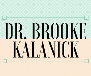 Dr. Brooke Kalanick with Dr. Jolene Brighten