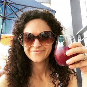 Kombucha  fermented beet juice  delicious probiotic beverage! hellip