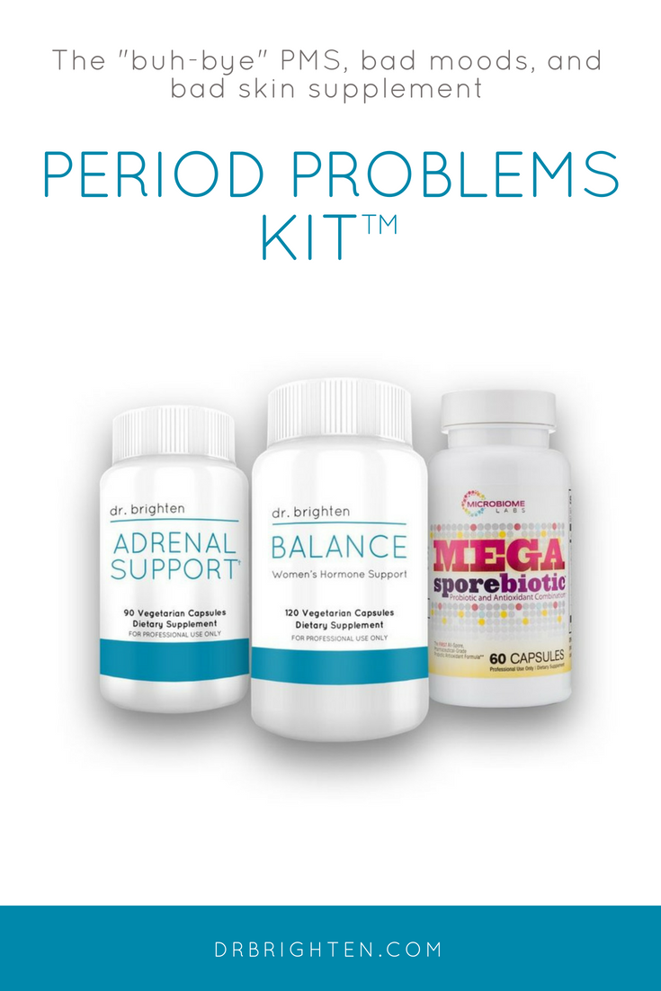 period diarrhea supplement