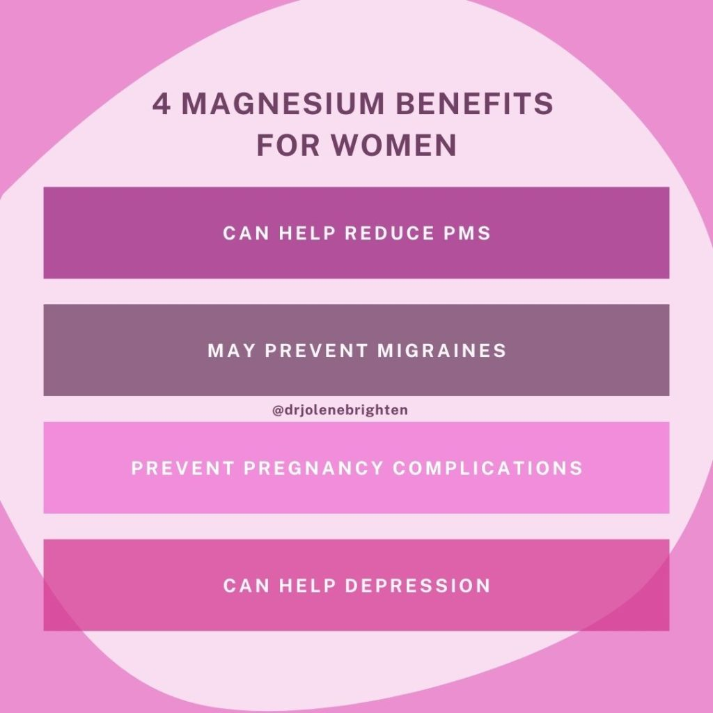 magnesium for pms